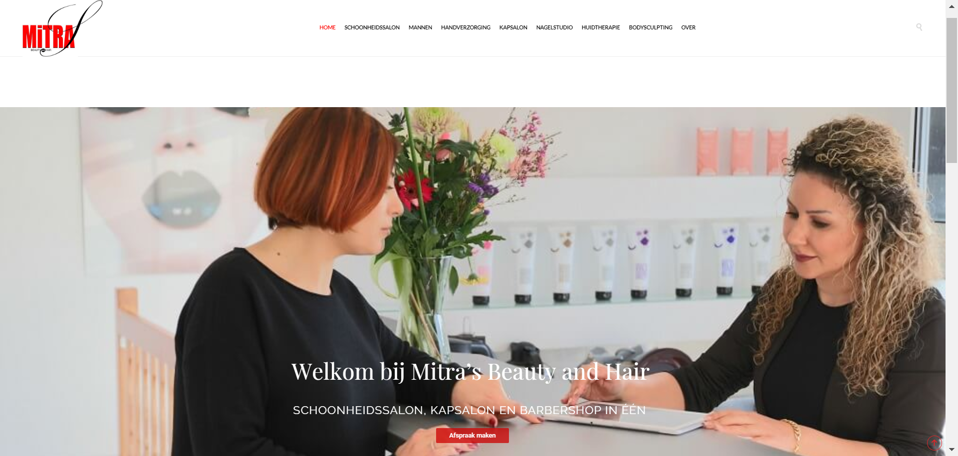 Mitra's Beauty and Hair Amersfoort